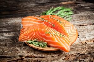salmon-iodine