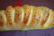 хляб бял